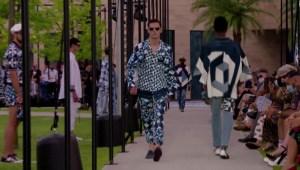 El desfile de Dolce & Gabbana en tiempos de covid-19