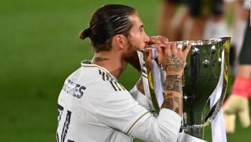 """Sergio Ramos: """"Orgulloso de este equipo"""""""