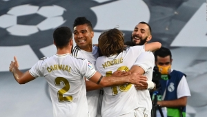 Real Madrid exenta cuarentena ante Manchester City