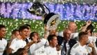 El Real Madrid conquista su título 34 de liga española