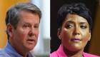 Controversia por uso obligatorio de mascarillas en Atlanta