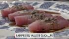 Mira cómo hacer sashimi de atún fácil