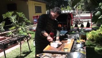 Chef Guerrero: México va a salir adelante