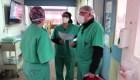 Médicos venezolanos ayudan a Chile a enfrentar el covid-19