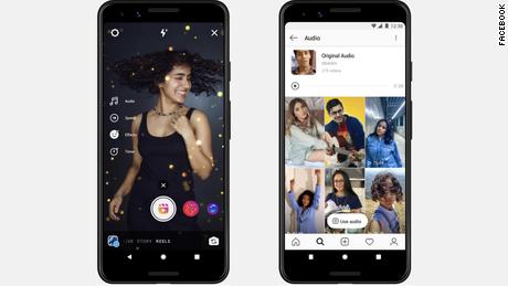 Reels, la nueva herramienta de Instagram