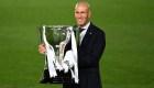 Zidane alaba a su grupo y el liderazgo de Sergio Ramos