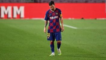 El fuerte mensaje de Messi al FC Barcelona