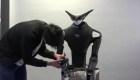 Este robot canguro se unirá a la fuerza laboral en Tokio