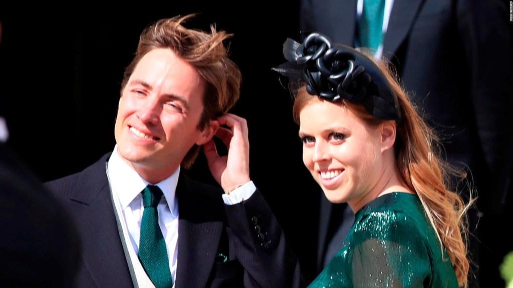 Casamiento privado en la realeza británica