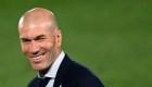 """Zidane siente un respeto enorme por el """"Vasco"""" Aguirre"""