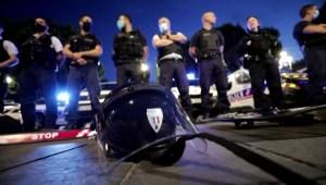 Brutalidad policial en Francia: el caso de Cedric Chouviat