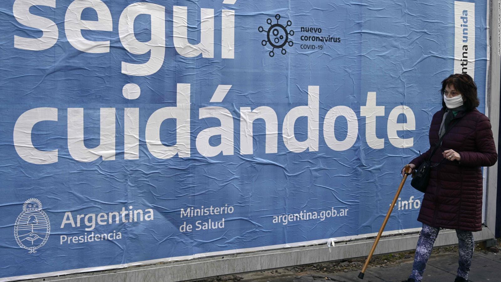 Argentina se prepara para salir de la cuarentena