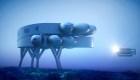 Así será Proteus, la estación espacial bajo el agua