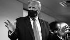 La razón por la que ahora Trump usa mascarilla