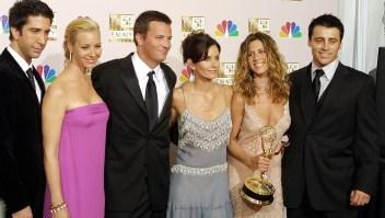 "Reunión de ""Friends"" será pronto, dice David Schwimmer"