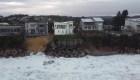 Casas de lujo en Australia están en peligro de caerse al mar