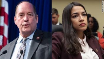Ted Yoho insulta a Alexandria Ocasio-Cortez en el Congreso