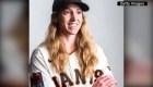 MLB: mujer hace historia en partido de béisbol masculino