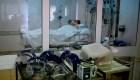 Crece la ocupación de camas en las UCI de Buenos Aires