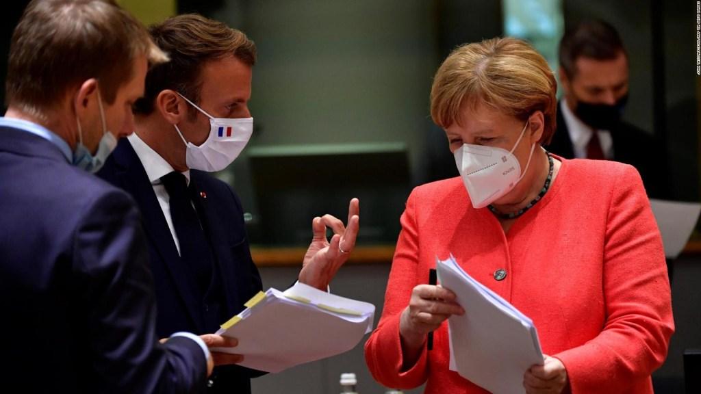 Estos son los alcances del pacto poscovid de la UE