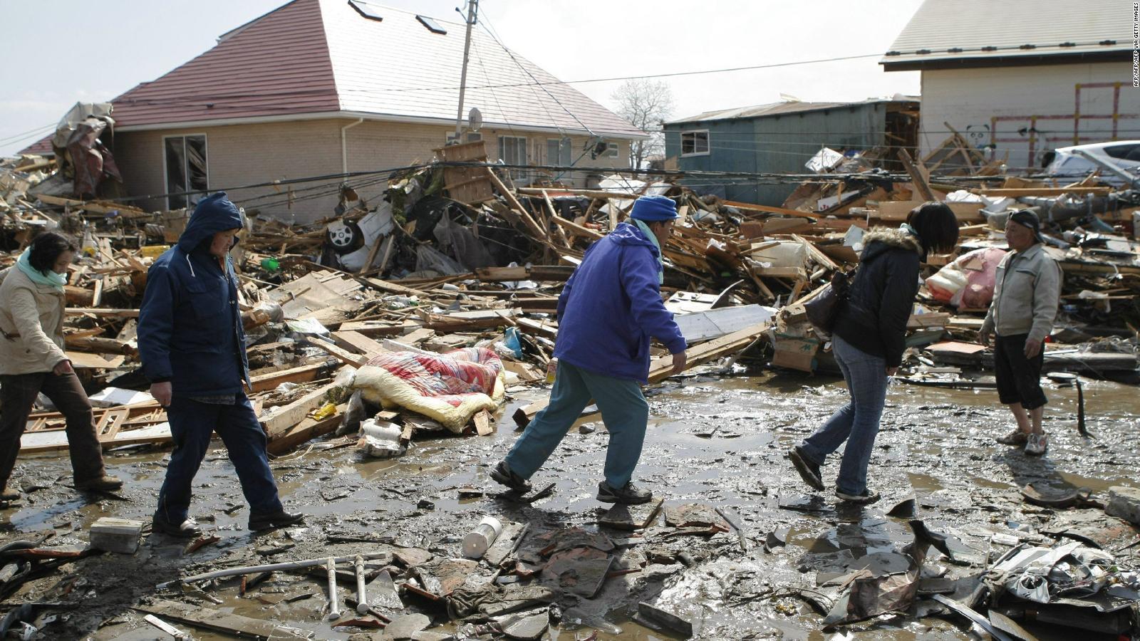 Los Terremotos Más Fuertes De La Historia Video Cnn