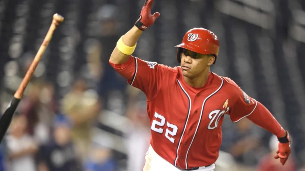 Juan Soto tested positive for covid-19