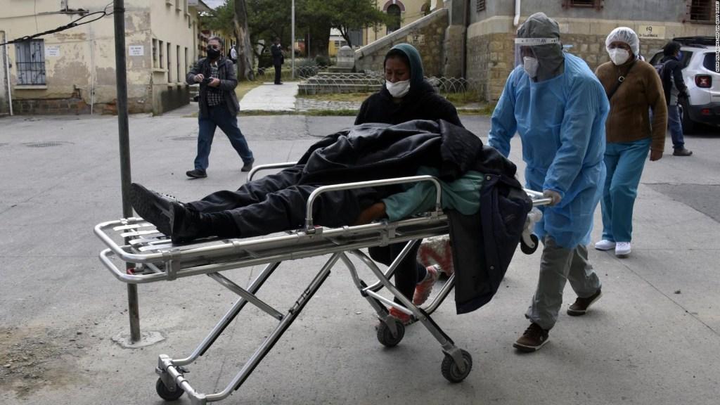 La policía de Bolivia levanta 420 cadáveres en 5 días