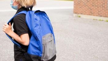 Niños que vuelven a clases podrían sufrir de angustia
