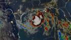 Tormenta tropical Hanna toma fuerza en el Golfo de México