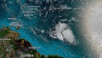 La tormenta Tropical Gonzalo se intensifica en el Caribe