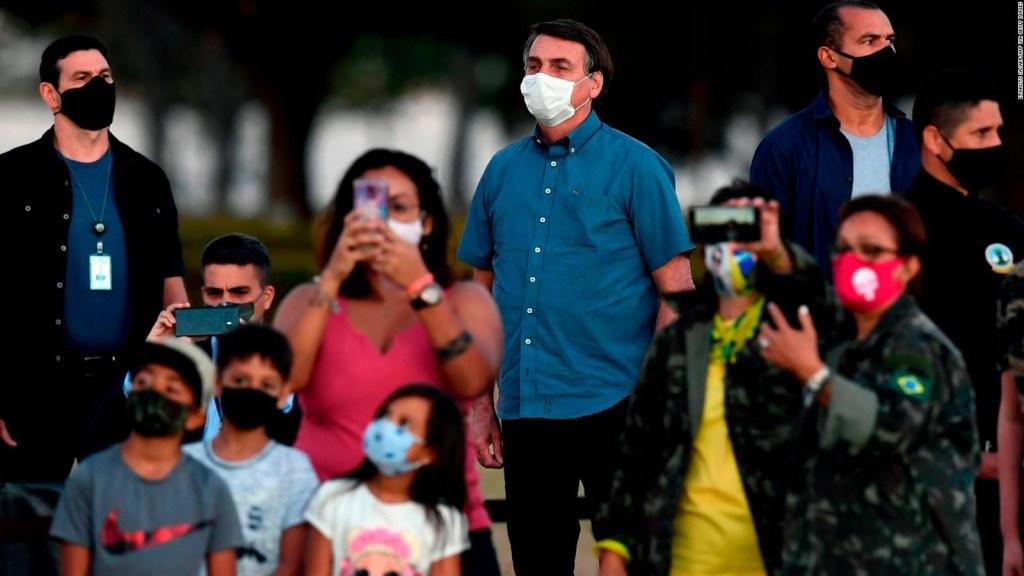 Brasil: casi 60 mil casos de covid-19 por día