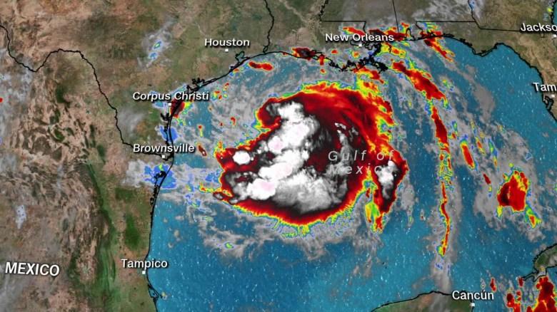 Alerta en el Caribe y la costa de Texas por tormentas