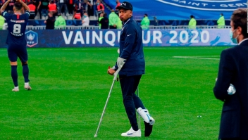 ¿Podrá regresar Mbappé a la Champions tras su lesión?