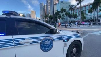 Más policías en Miami contraen el coronavirus