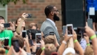 LeBron James donates to allow ex-convicts to vote