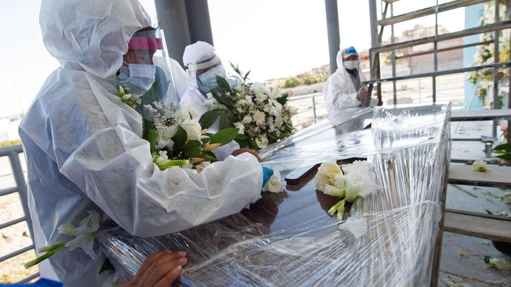 Perú: El grito de dolor en Arequipa