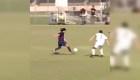El video de Lionel Messi nunca antes visto