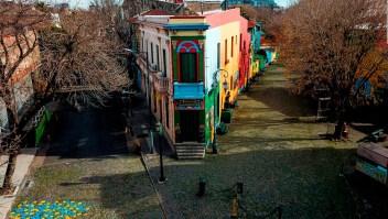 Industria del turismo argentina teme por su continuidad