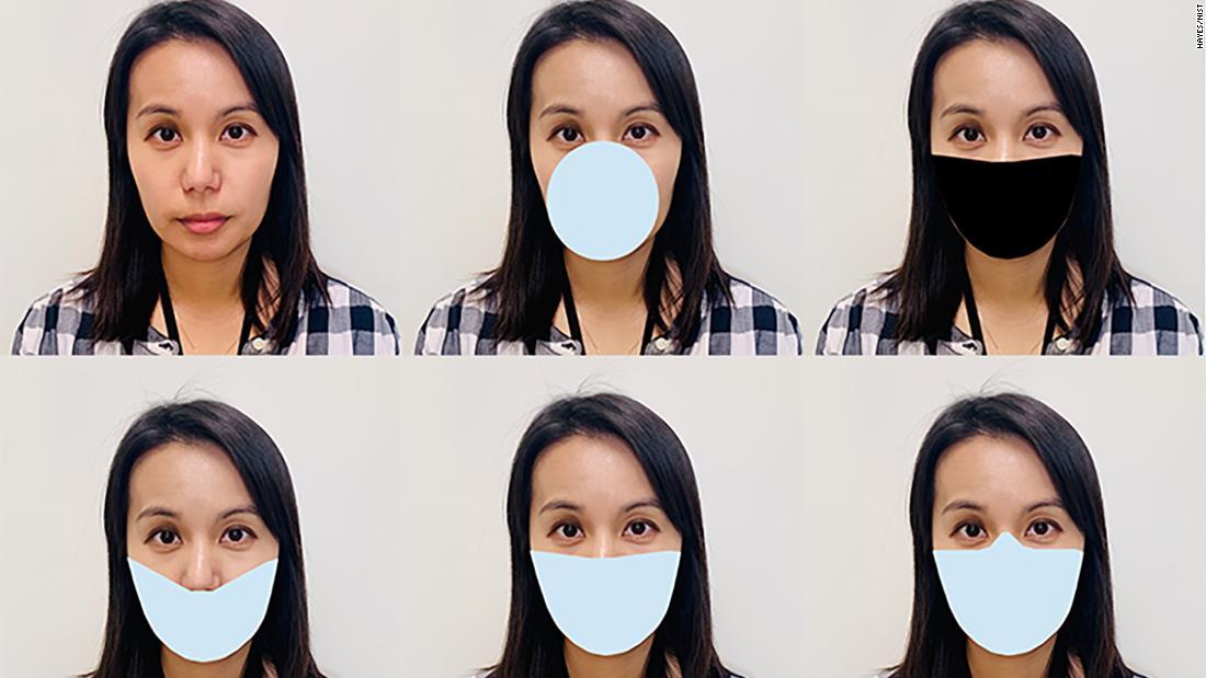 Las mascarillas están arruinando a los software de reconocimiento facial