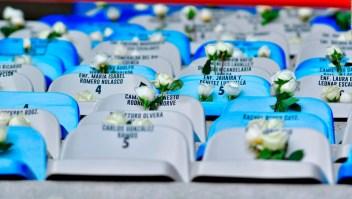 El homenaje del Pachuca a los trabajadores de la salud