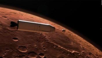 Esto es lo que debes saber de la misión de NASA a Marte