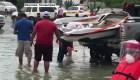 Hanna deja 339 personas en refugios y 759 evacuados