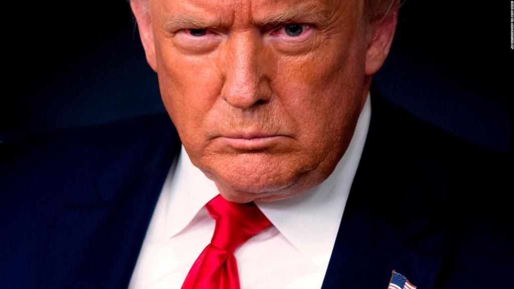 """""""Nadie me aprecia"""", dice Trump hablando de Fauci y la pandemia"""