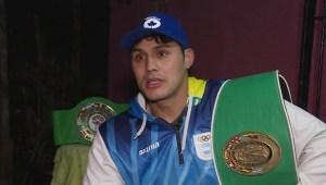 Yamil Peralta quiere una medalla de oro en Tokio 2020