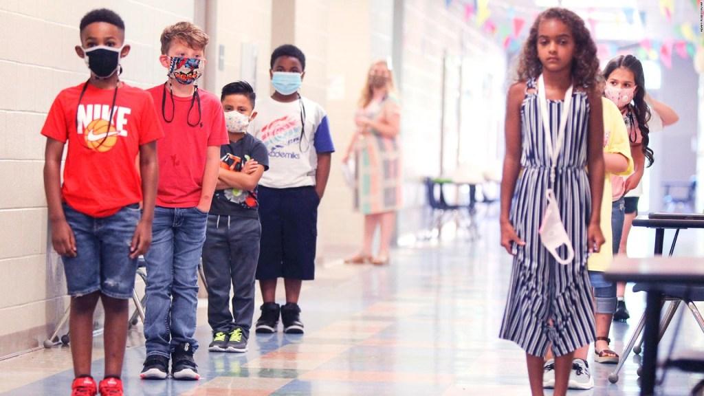 Maestra prioriza la salud antes de volver al colegio