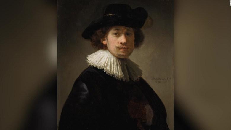 Millonaria venta de autorretrato de Rembrandt