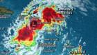 Puerto Rico registra lluvia intensa y vientos