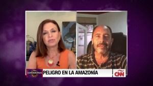 Covid-19, un mal que estremece a la Amazonía colombiana