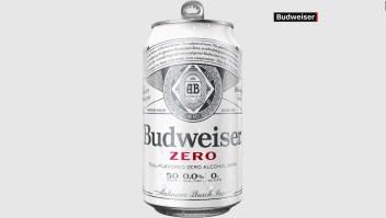 Budweiser lanza cerveza sin alcohol