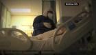 Pacientes de covid-19 ya llenan hospitales en Santo Domingo